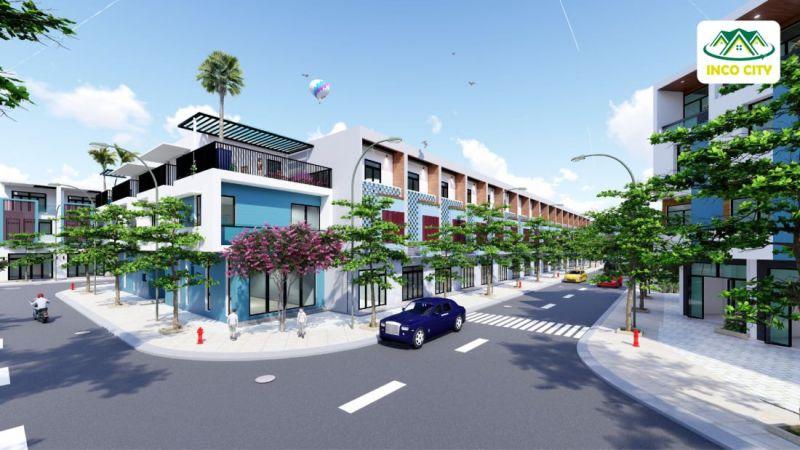Khu dân cư INCO City Bình Dương 2