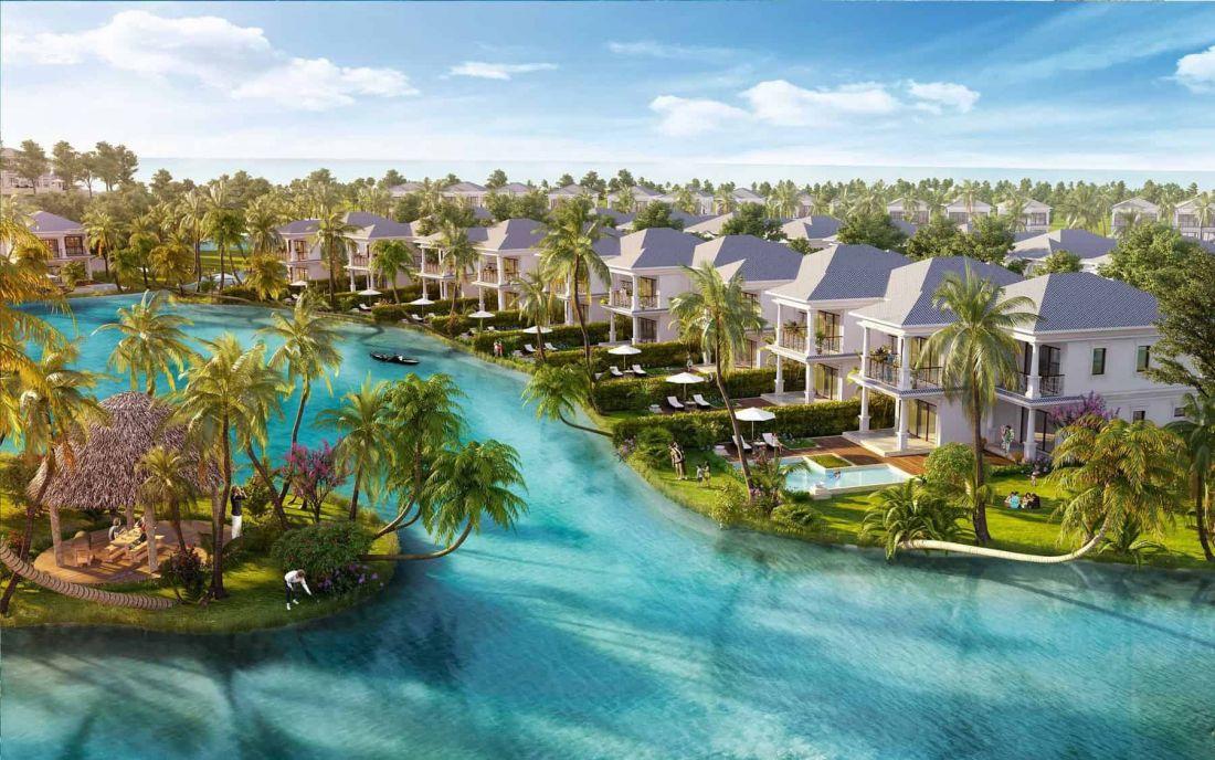 Khu du lịch nghỉ dưỡng Vinpearl Làng Vân Resort & Villas Đà Nẵng