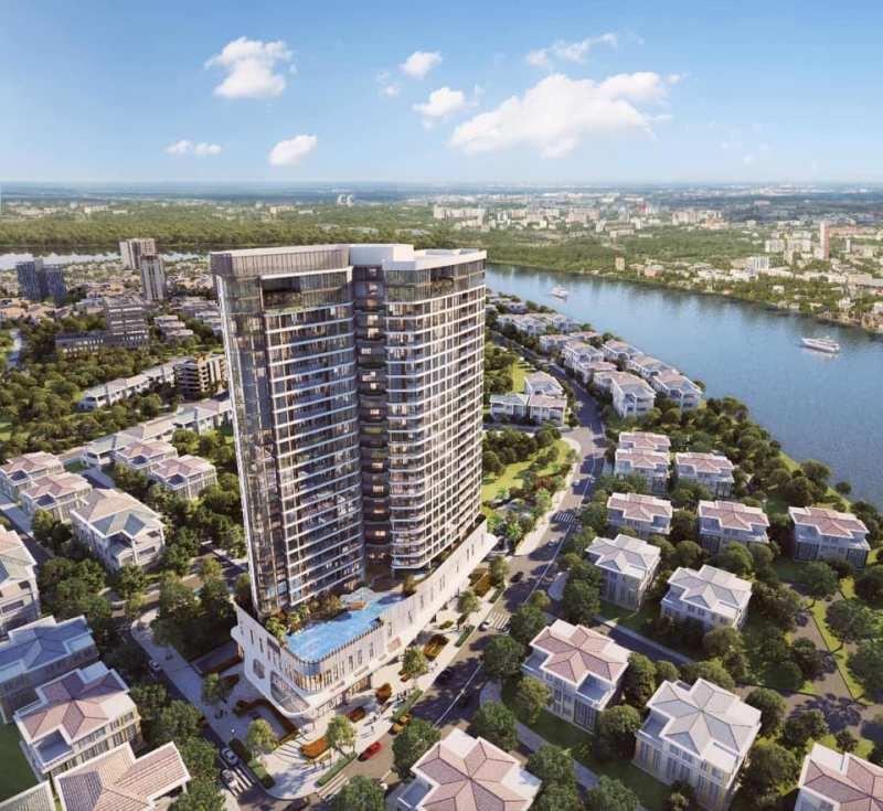 Căn hộ Thảo Điền Green Towers Thủ Đức 1