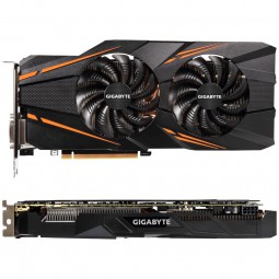 Gigabyte GeForce GTX 1070 OC WindForce 2X, 8192 MB GDDR5