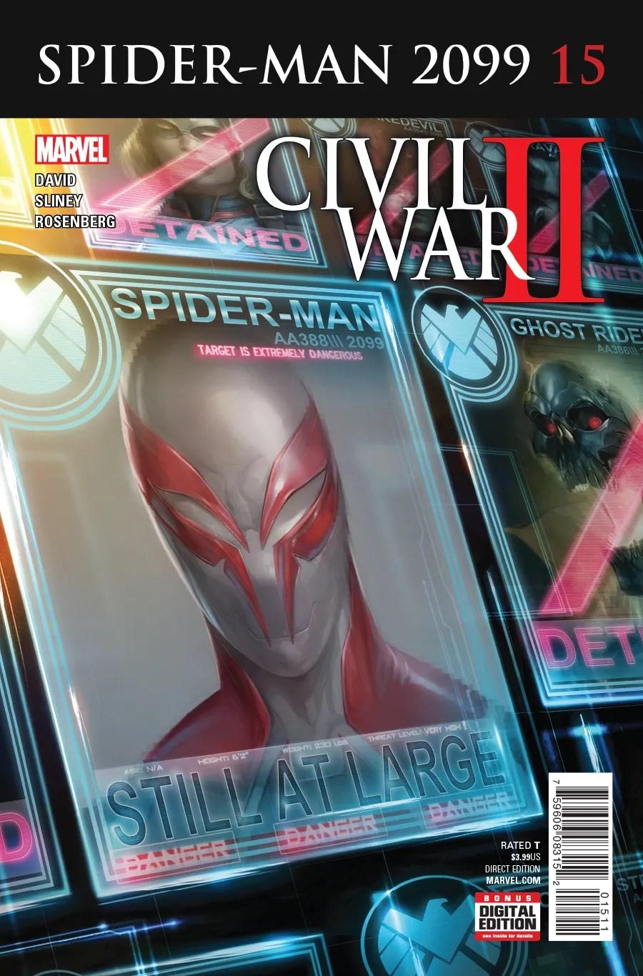 Spider-Man 2099 #15   CBR