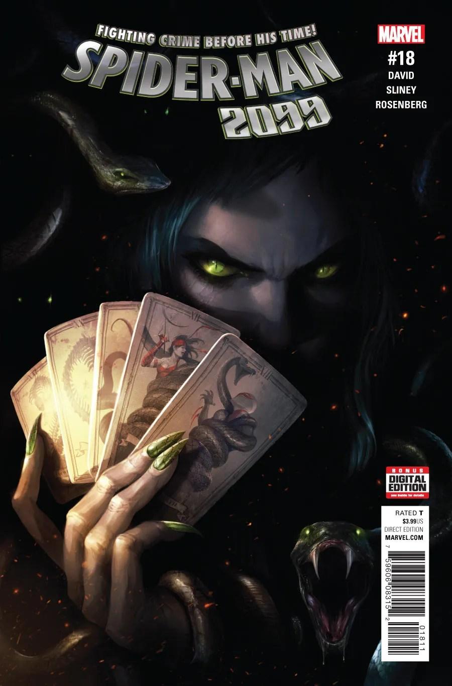 Spider-Man 2099 #18   CBR