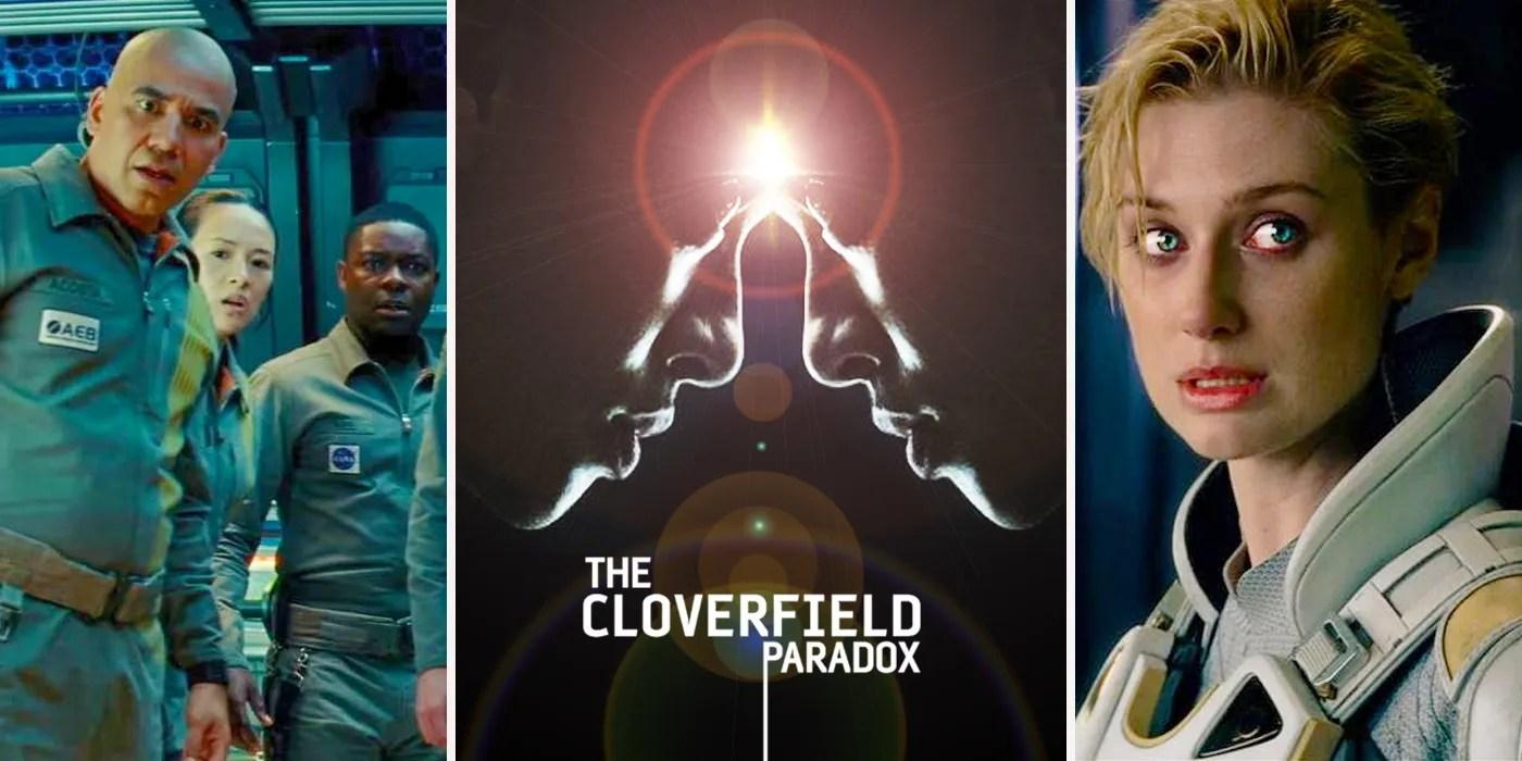 FREDERICO FORMIGA : The Cloverfield Paradox (SPOILERS)