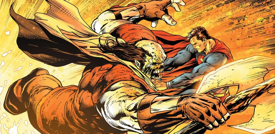rogol zaar superman 2019