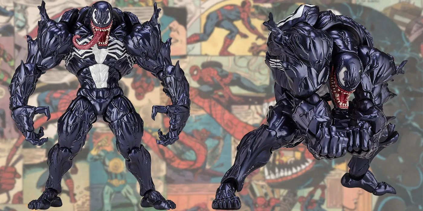 The 25 Greatest Venom Toys Of All Time Ranked Cbr