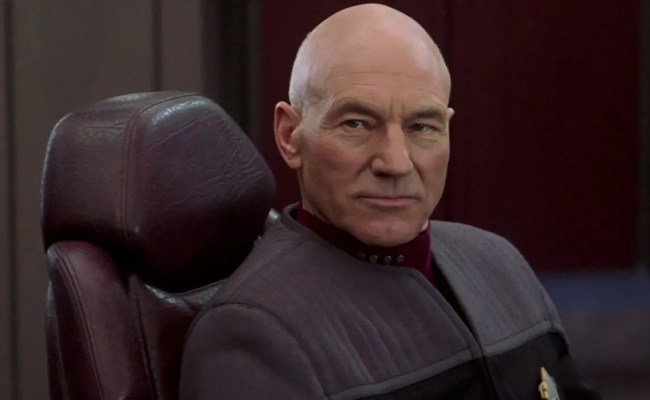 Picard Won T Be A Captain In New Star Trek Series Cbr