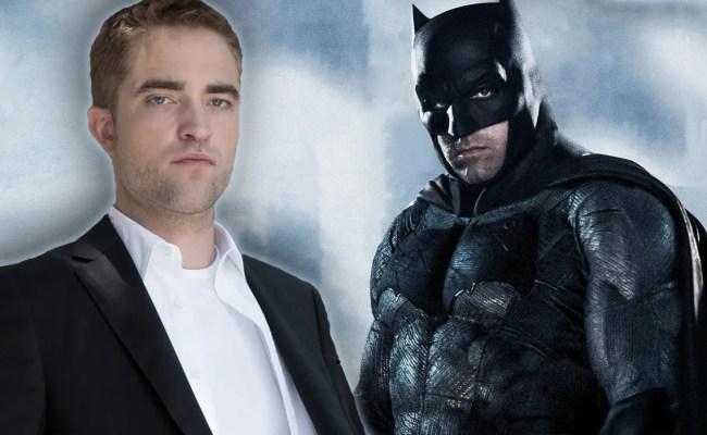Report Warner Bros Casts Robert Pattinson As The Next