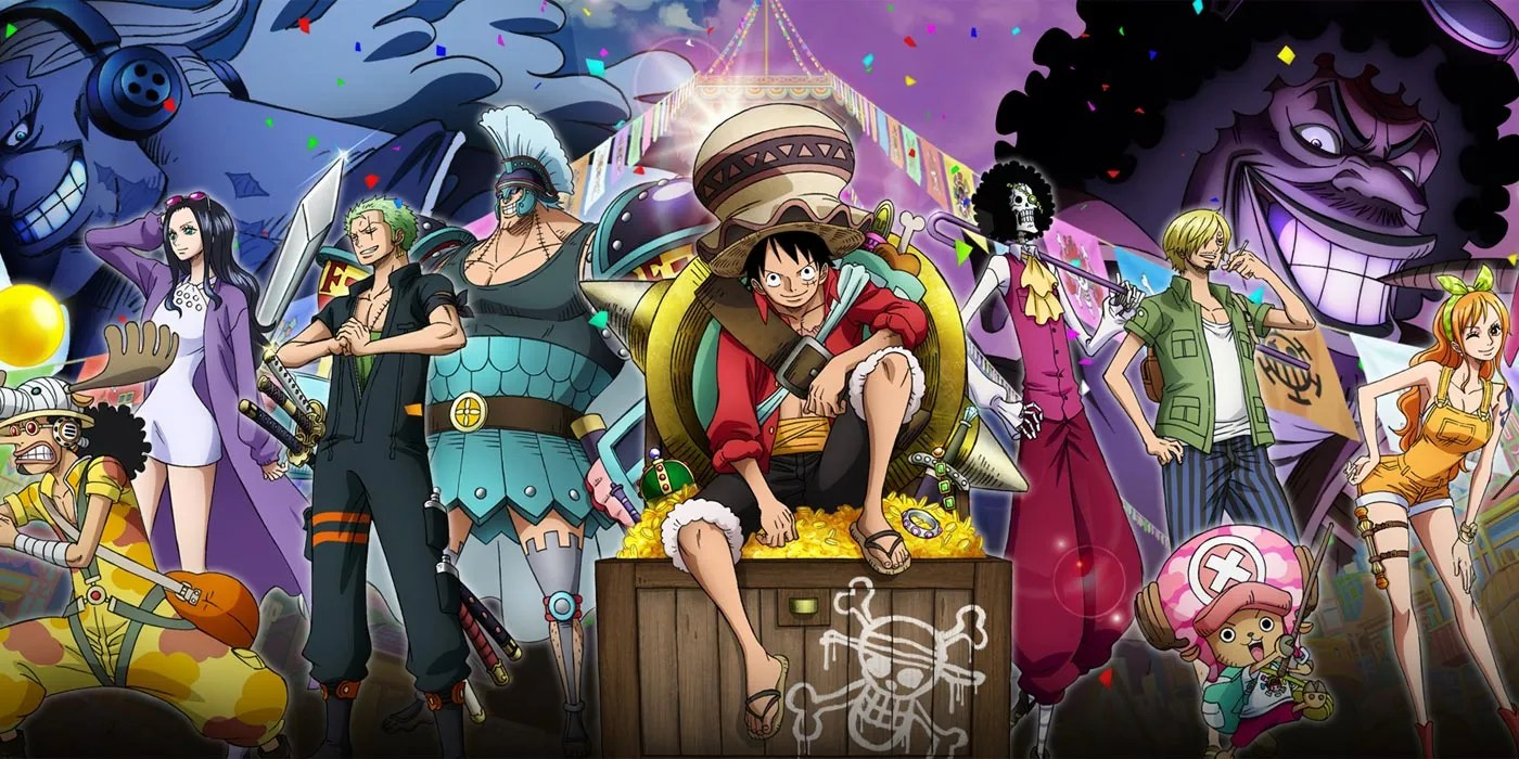 One Piece: Stampede Movie Review   CBR