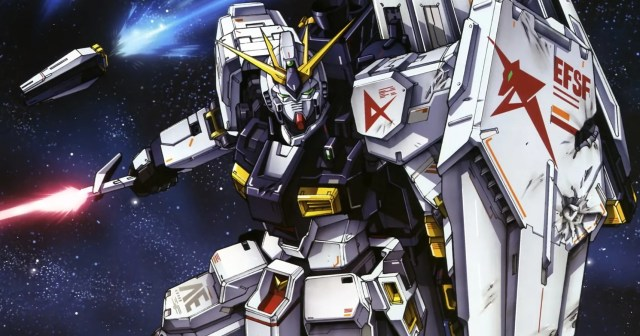 A live-action Gundam feature film is in the works, care of Netflix