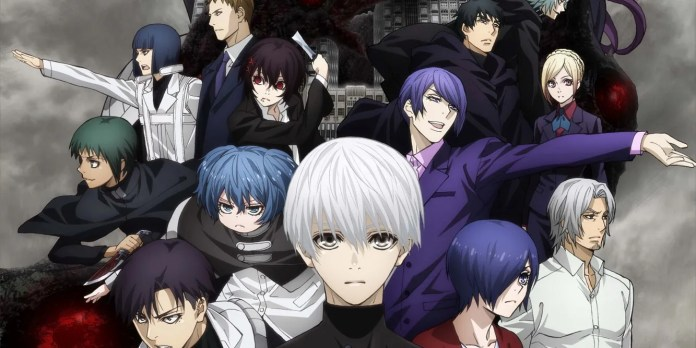 Gamers Discussion Hub tokyo-ghoul-re-season-2-poster 14 Best Anime For Beginners That Can Make You a Weebloard