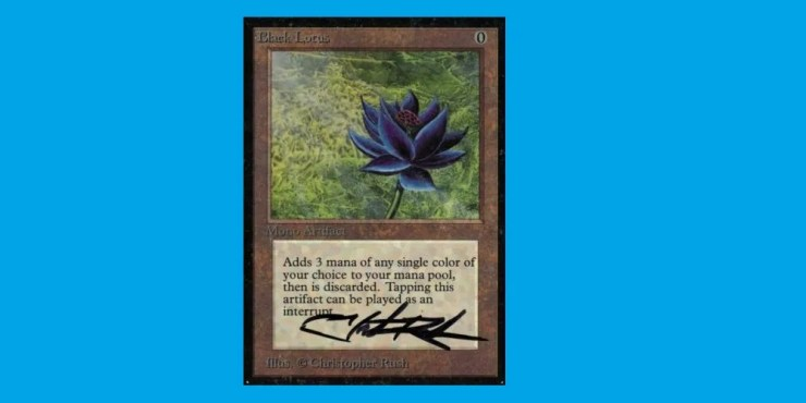 It can also be used to answer specific questions, and has been consulted over 150 million times since lotus tarot was launched in 2002. Mtg How Many Black Lotus Cards Remain Cbr