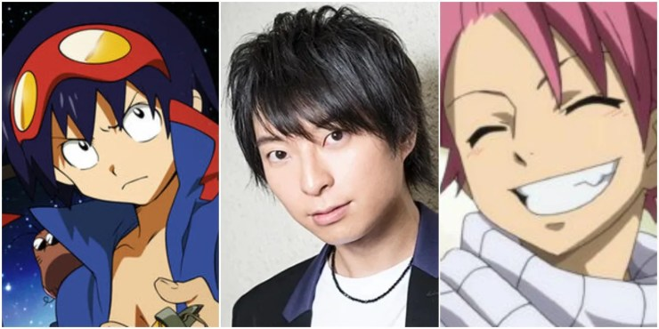 Take a visual walk through their career and see 15 images of the characters they've voiced. 10 Japanese Voice Actors Fans Don T Know Are In Everything Cbr