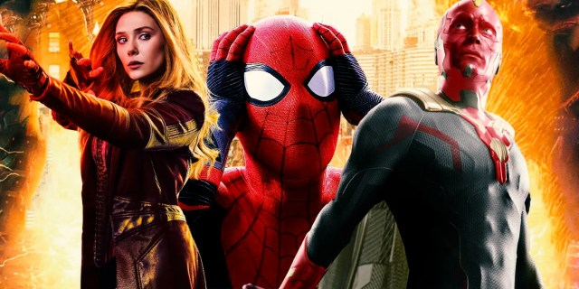 Spider-Man Fans Turn WandaVision's Most Frustrating 'Joke' Into a No Way Home Trailer Clue