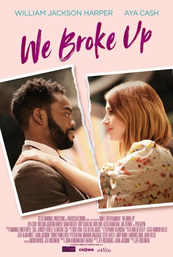 Aya Cash and William Jackson Harper Split in Trailer for We Broke Up