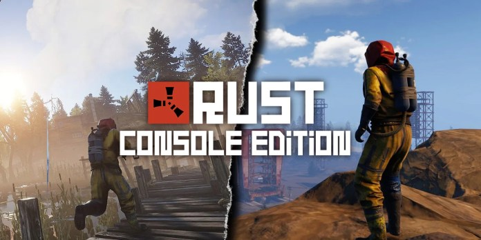 Rust Console Edition Release Date For Ps4 Xbox One Revealed