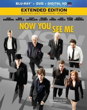 Download Film Now You See Me 2 Bluray 720p : download, bluray, Interview:, David, Copperfield, Talks, Blu-ray