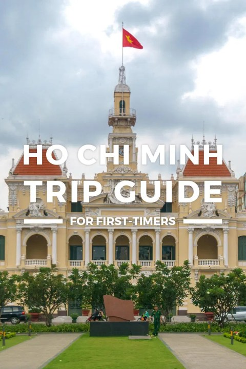 2019 Ho Chi Minh Itinerary Travel Guide Blog Budget