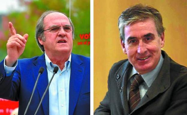 Mario Onaindia. Ángel Gabilondo y Ramón Jáuregui coincidirán esta tarde en el acto del Zazpi.