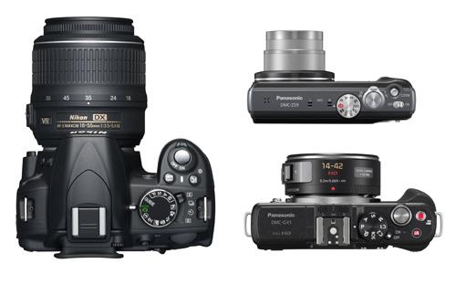 簡介當代數位相機類型(二) - h124212493的創作 - 巴哈姆特
