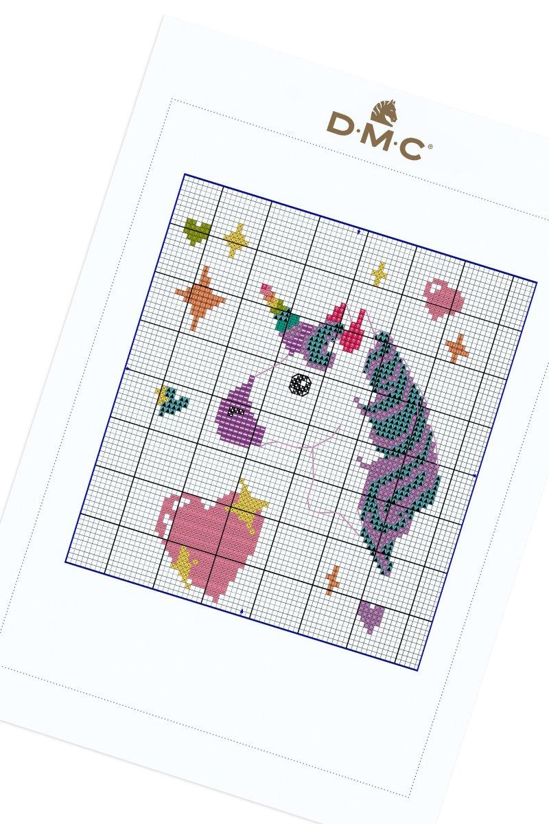 Free Printable Unicorn Cross Stitch Patterns : printable, unicorn, cross, stitch, patterns, Unicorn, Pattern, Cross, Stitch, Patterns