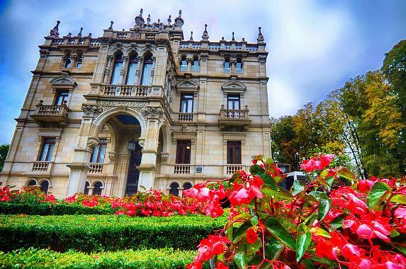 Augustin Zulueta, el palacio de Vitoria que su dueña sólo disfrutó ...