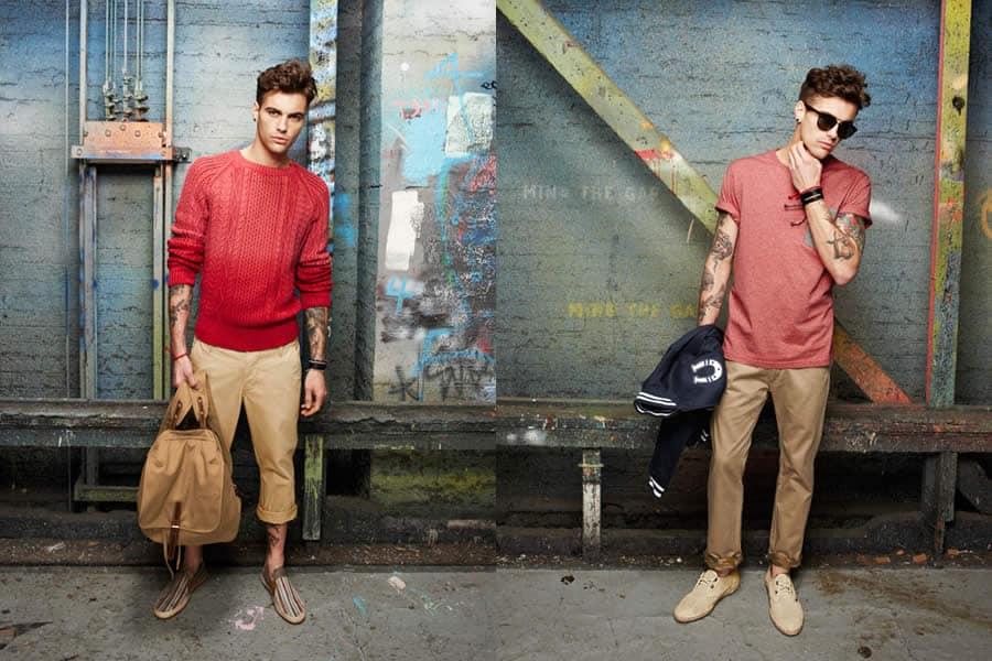 Urban Outfitters Mens SpringSummer 2012 Lookbook  FashionBeanscom