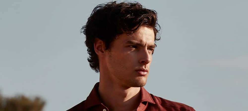 The Best Men S Wavy Hairstyles For 2020 Fashionbeans