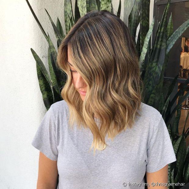 Cortes de cabelo médio: long bob, chanel longo e outros modelos para  investir