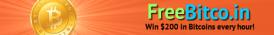 Freebitco.in - Gratis Bitcoins verdienen