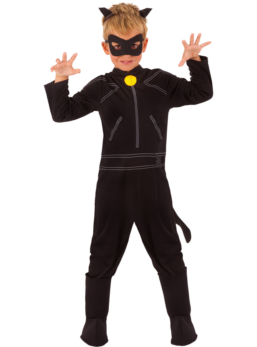 Ladybug And Cat Noir Costumes For Kids