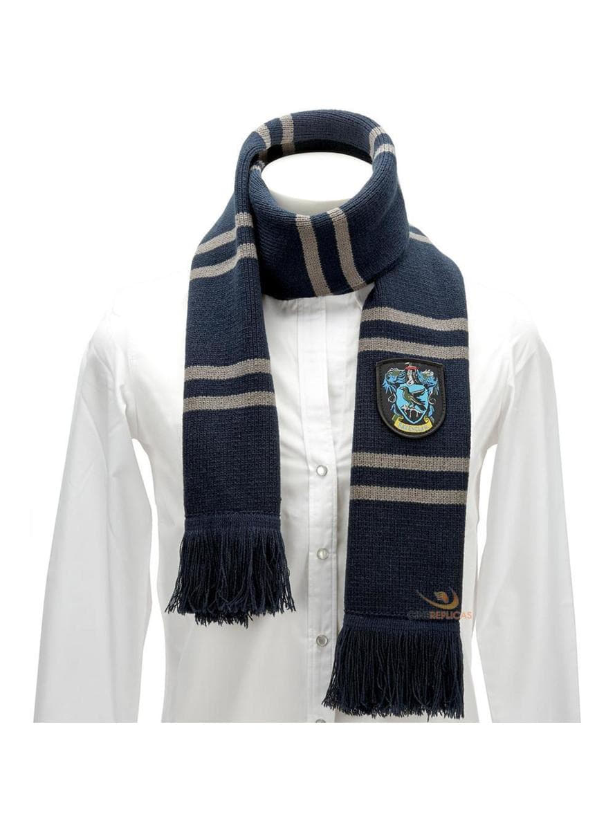 Ravenclaw scarf  Harry Potter official for fans  Funidelia