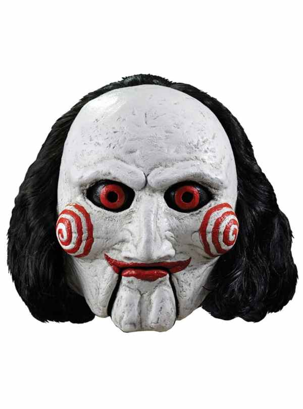 Billy Puppet Mask. Express Delivery Funidelia