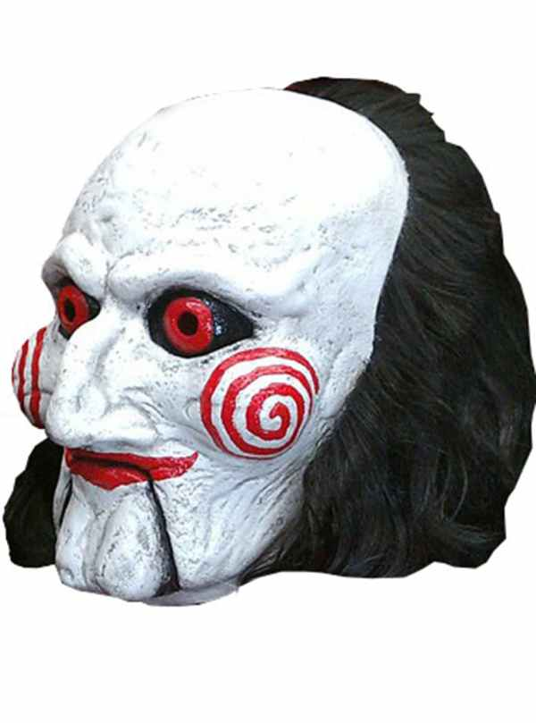 Billy Puppet Mask. Coolest Funidelia