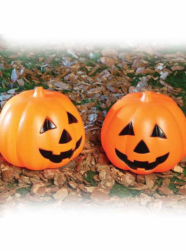 Light- Halloween Pumpkin Decoration. Express Delivery Funidelia