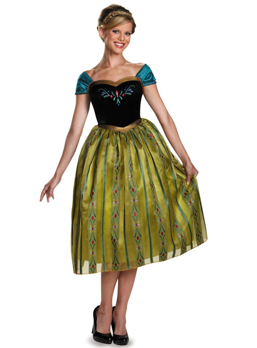 Frozen Deluxe Elsa Costume Dress