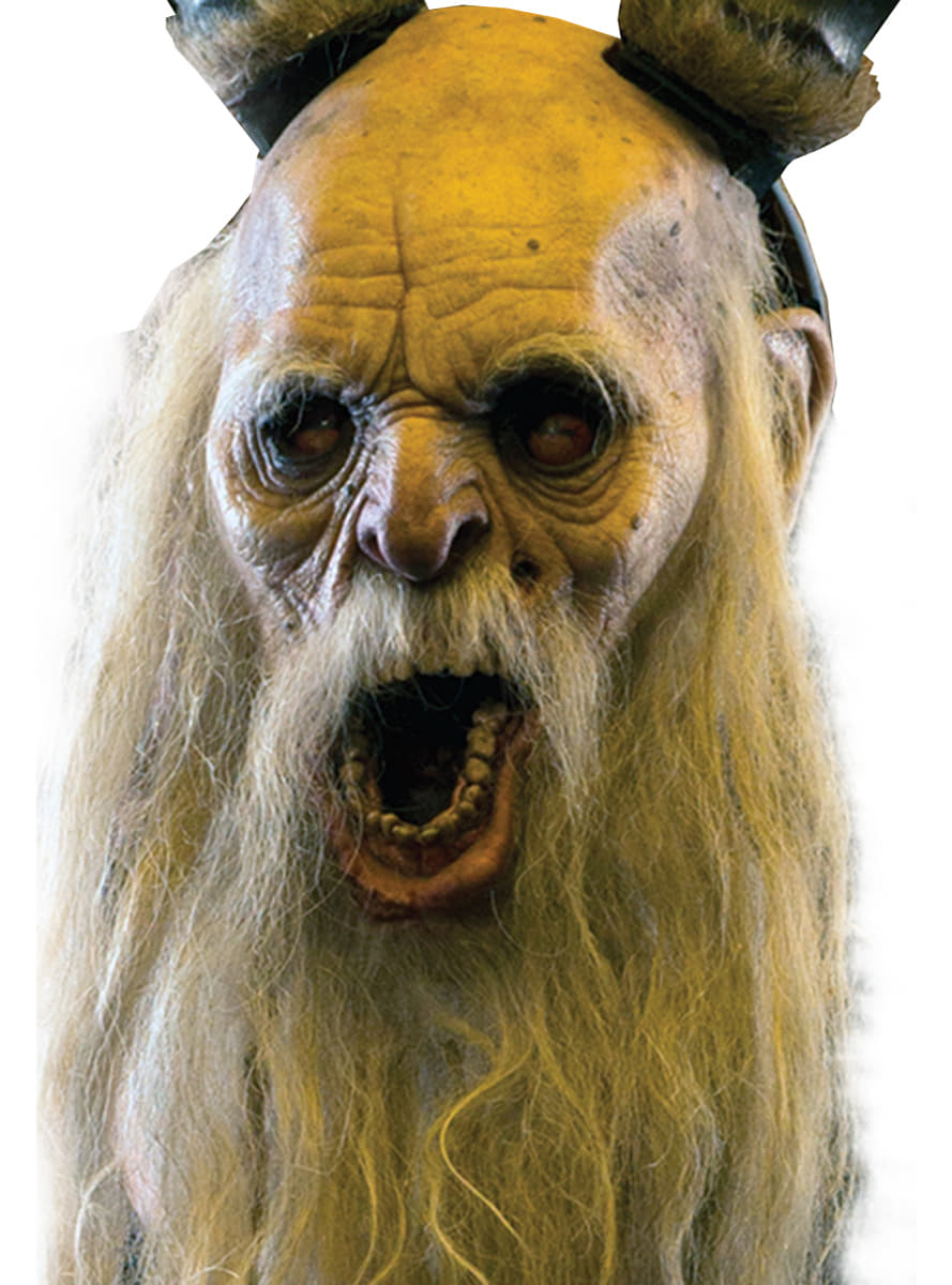 Adults Krampus Movie Mask