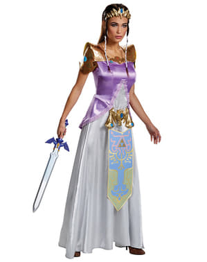 Ce Que Femme Veut Zelda : femme, zelda, Déguisements, Zelda, Vidéo, Légende, Funidelia