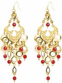 Gypsy earrings. Fast delivery | Funidelia