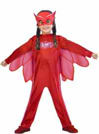 Classic PJ Masks Owlette costume for girl. The coolest ...