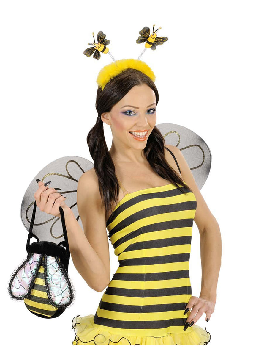 Bumble Bee Headband Express Delivery Funidelia
