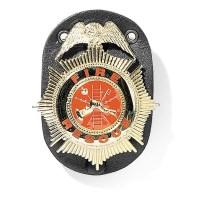 Galls Clip On Badge Holder