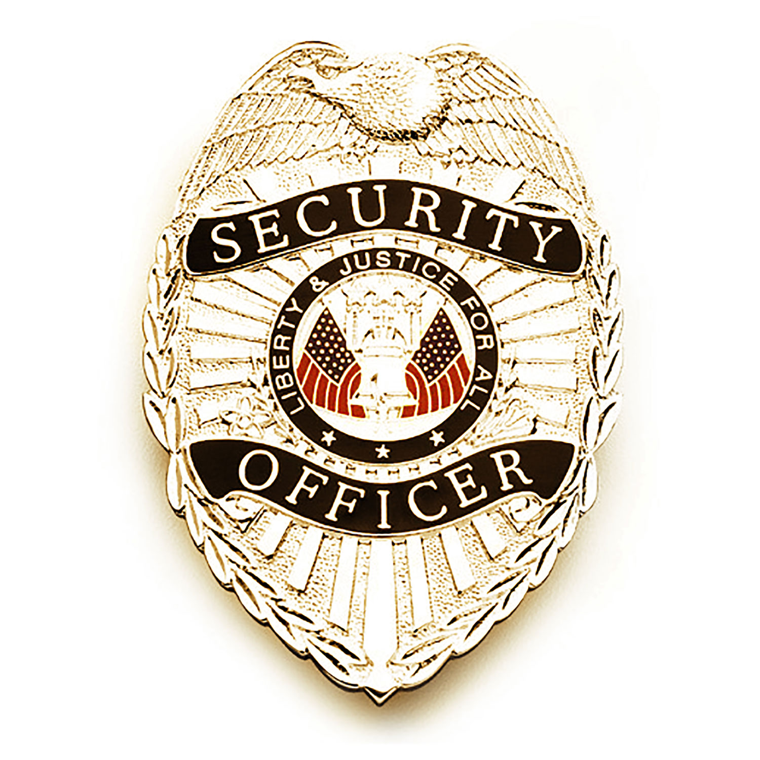 Executive Protection Officer Badges