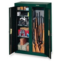 Stack-On Products Convertible Double Door Gun Cabinet