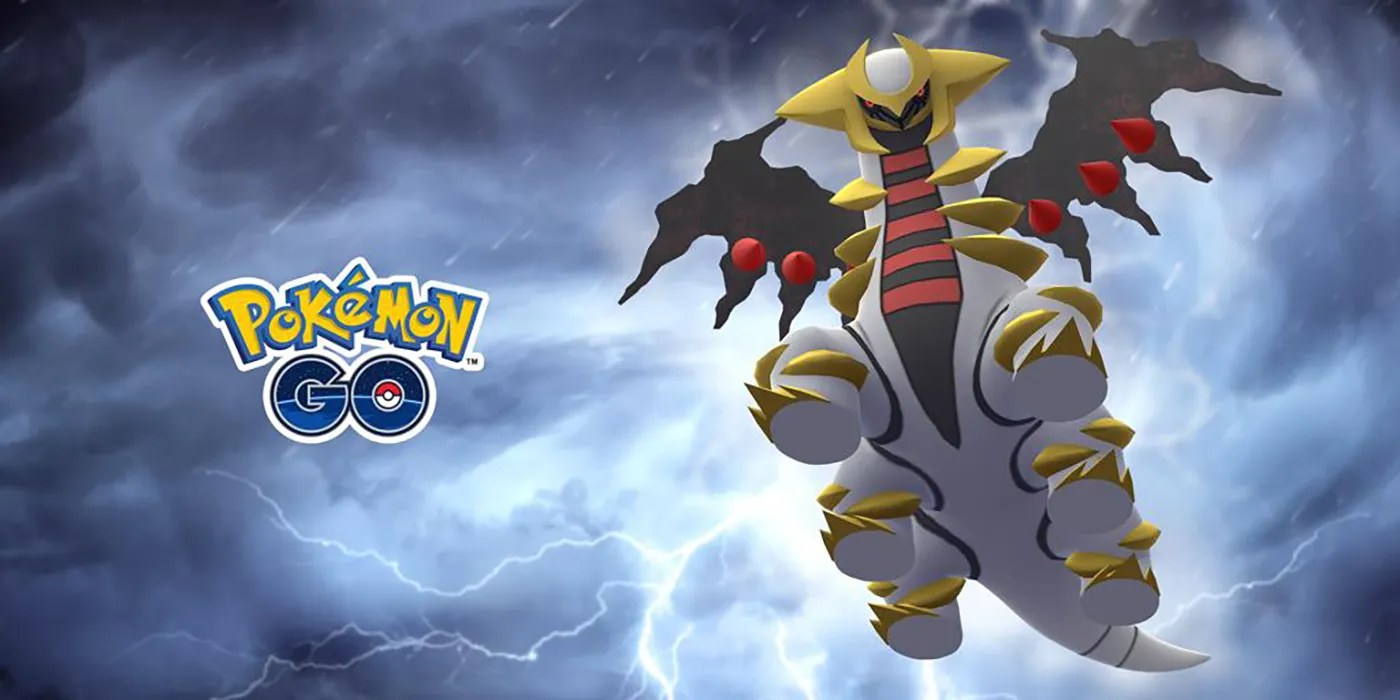 Pokemon GO: Altered Forme Giratina Counters (Legendary Weekend)