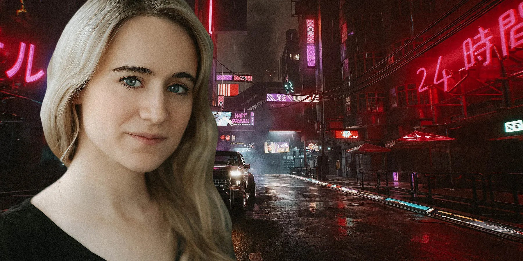 Cyberpunk 2077 Voice Actress Expresses Confidence in the Game 'Once the Bug Are Ironed Out'