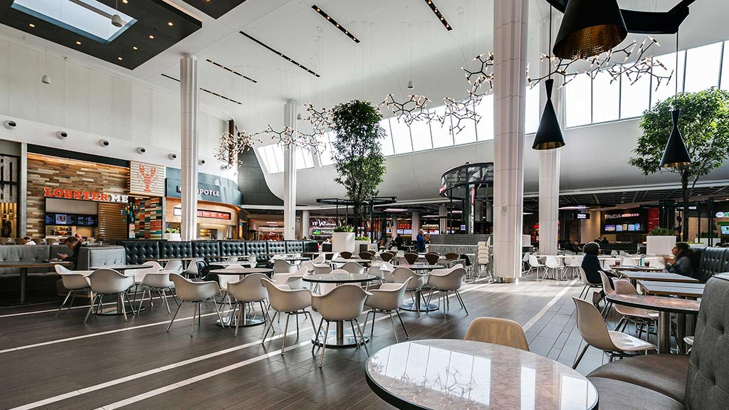 Westfield Montgomery Mall  Projects  Gensler