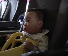 Is flying with your baby safe?