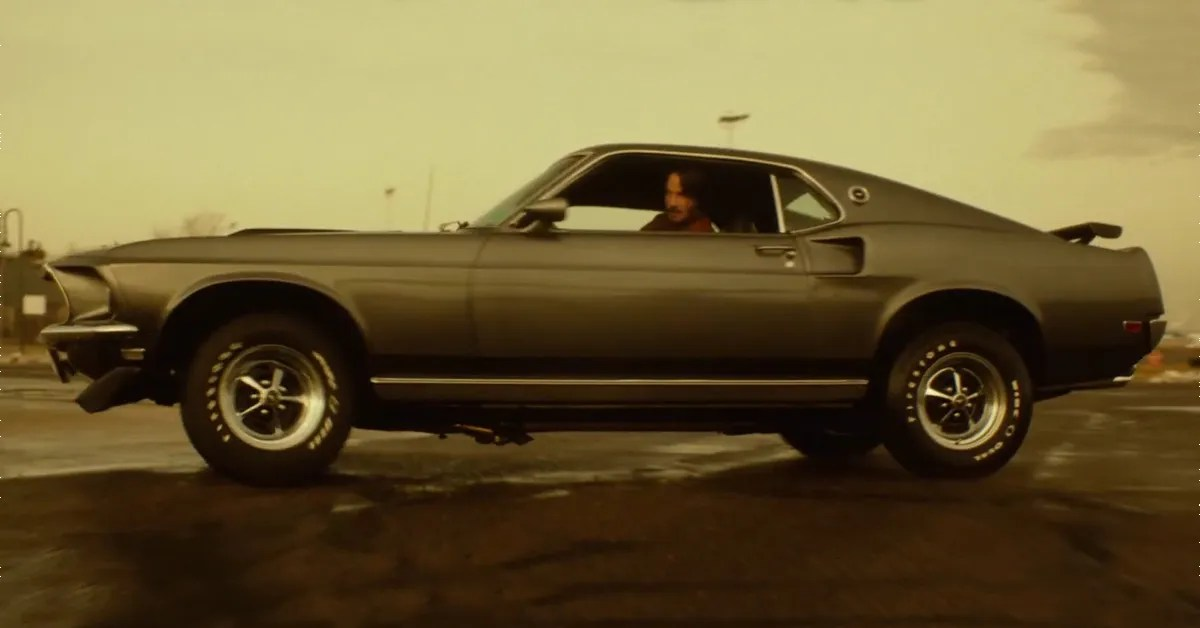 For sale today are your choice of 1 of 2 mustang fastbacks. The Coolest Movie Ford Mustangs We D Love To Get Our Hands On Except John Wick S