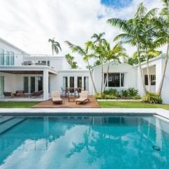 Kitchen Miami Island Bar Table 每日豪宅 | 装饰艺术风格的迈阿密海滩经典大宅 - 环域居