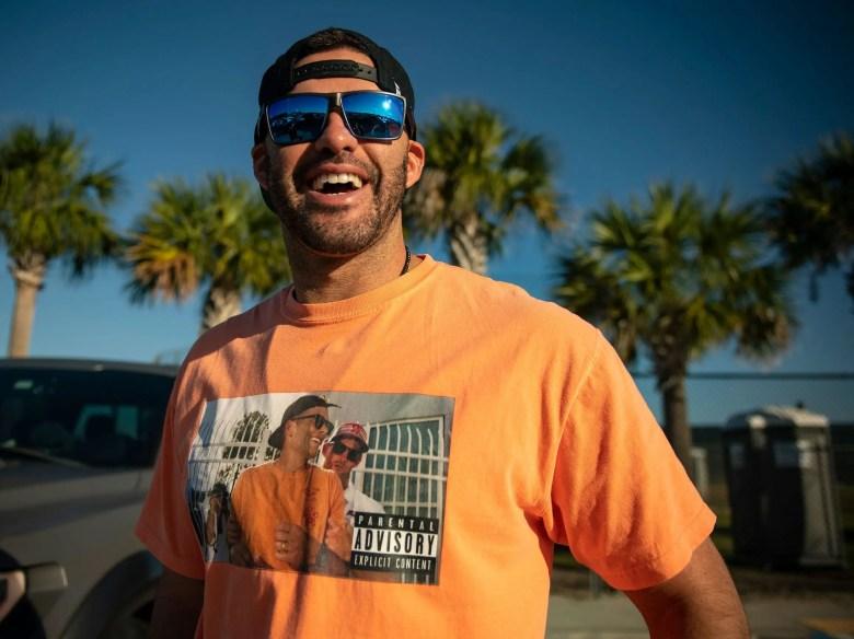 Tom Brady shirt JD Martinez
